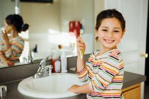 Your family dentist in Carmel shares tips on how to teach your kids to brush their teeth properly when they're young, instilling good oral health for a lifetime.